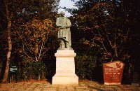 Statue of Andersen photograph