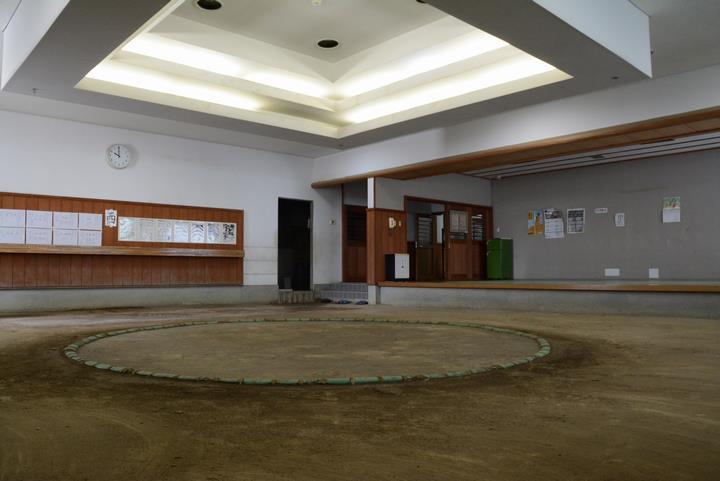 「船橋市武道センター 土俵」の画像検索結果