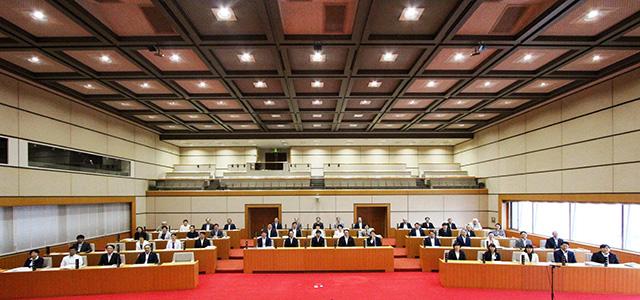 船橋市議会|ホームページ