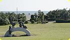It is this about Sanbanze Kaihin Koen (Seaside Park)