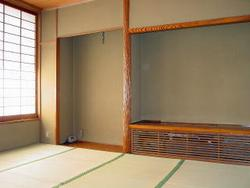 Photograph of the third floor of the public hall first Japanese-style room