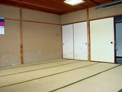 Photograph of the third floor of the public hall second Japanese-style room