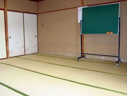 The third floor of the public hall third Japanese-style room